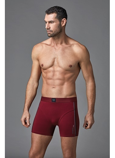Dagi Compact Sports Boxer Bordo